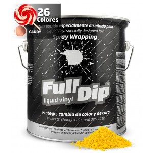 CANDY COLORS - FD SPRAYABLE 4L
