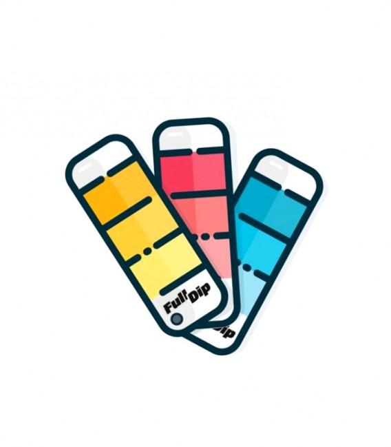 Color Charts - FullDip® & FullColors®