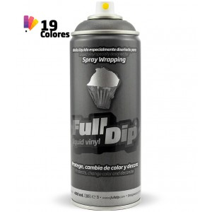 COLORES METALIZADOS - FULLDIP 400ml