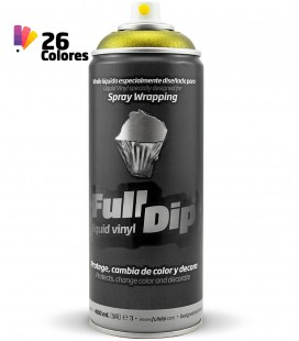 COLORES CANDY - FULLDIP 400ml
